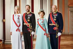 Les Royals de Norvège
