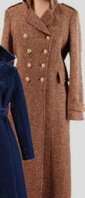 Moloh Turpin coat