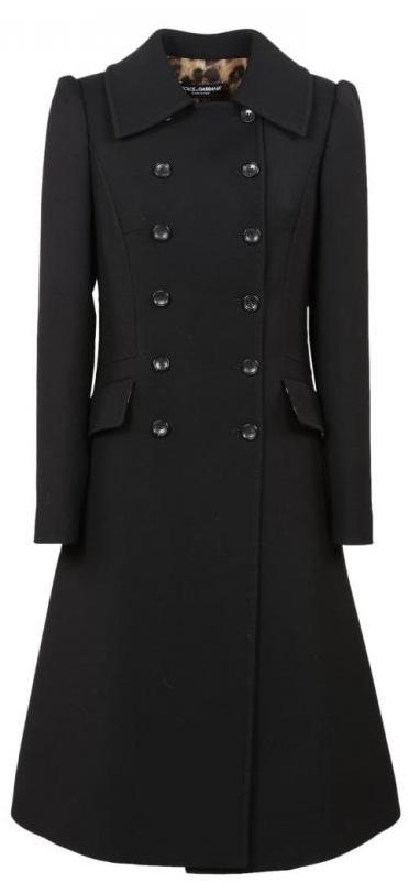 Le même modèle en noir Dolce&Gabbana
