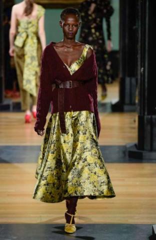Middleton 2018 Hiver Boudoir Automne 2019Dans Kate Le Fashion Week De 5KlcT1JF3u