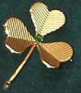 Irish Guads Regiment's Cartier Brooch