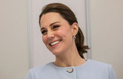 La duchesse de Cambridge est en congé de maternité