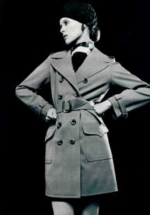 Griffé Saint Laurent 1962