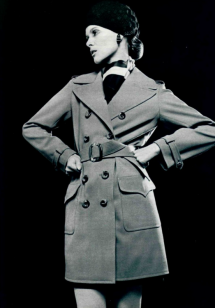 Griffé Saint Laurent 1962
