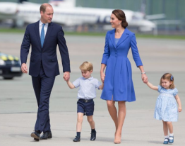 kate-william-enfants-tarmac