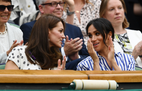 Tennis avec Meghan (Getty Images)