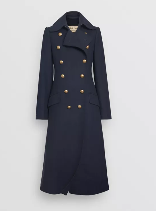 Style Royal Navy Burberry 1 550.00€