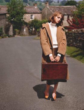 Fran revient dans le Yorkshire de son enfance
