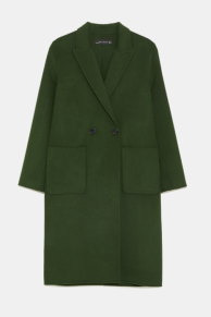 Vert sapin Zara 129.00€