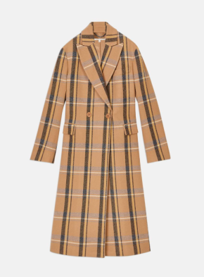 Style dandy Stella McCartney Katherine coat 1595€