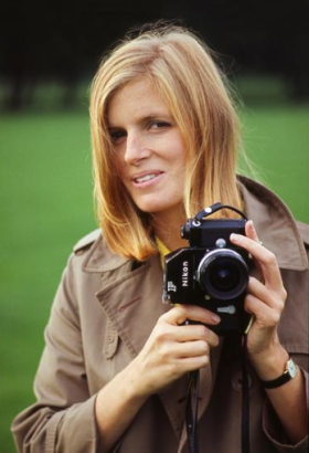 Linda McCartney, 1969 by Paul McCartney
