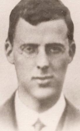 Maurice Lupton mort au front à 28 ans