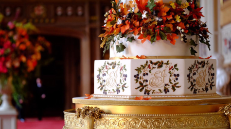 Un gâteau luxueux