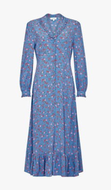 Robe florale Anouk Ghost